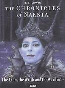 The Chronicles Of Narnia The Lion, The Witch And The Wardrobe Dvd, Bbc Prod New