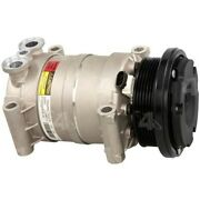 58947 4-seasons Four-seasons A/c Ac Compressor New For Chevy Olds With Clutch
