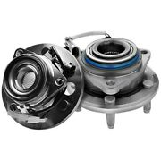 Wh513253 Quality-built Wheel Hub Front Or Rear Driver Passenger Side New For Vw