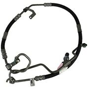 Psh-92 Motorcraft Power Steering Pressure Line Hose Assembly New For Ford 10-13