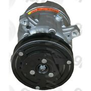 6511321 Gpd A/c Ac Compressor New For Chevy Olds Cutlass With Clutch Cavalier