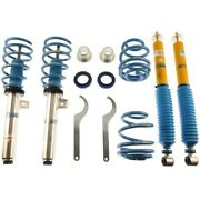 48-126687 Bilstein Coil Over Kits Set Of 4 Front And Rear New For 3 Series Coupe