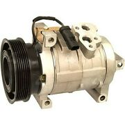 98346 4-seasons Four-seasons A/c Ac Compressor New With Clutch For Jeep 300