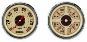 1947-53 Gmc Truck Oe Classic Instruments Gauge Package Ct47gm52