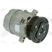 6511365 Gpd A/c Ac Compressor New For Chevy Olds Cutlass With Clutch Grand Prix