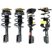 Set-ts171662r-c Monroe Shock Absorber And Strut Assemblies Set Of 4 New Lh And Rh