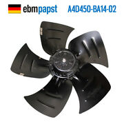 For New A4d450-ba14-02 External Rotor Fan Ac400v 0.67/1.16a 390/660w Andphi450mm