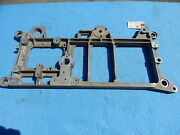 Wurlitzer 1100 1080a Mechanism Chassis Top Frame Casting 49345