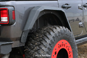 Iron Cross Gp-rf204 Fender Flares For 2020 Jeep Gladiator New