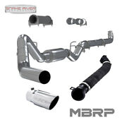 Mbrp 4 Exhaust 04.5-07 Chevy Gmc Duramax Diesel 6.6l W Downpipe And Stainless Tip