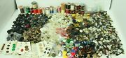 Large Lot Buttons 9 Pounds Mixed Vintage Mother Of Pearl Sewing Assorted Styles