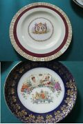 Royalty Collector Plate King George Vi And Queen Elizabeth Queen Alexandra Pick1