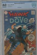 Hawk And The Dove 3 Cbcs 4.0  1968