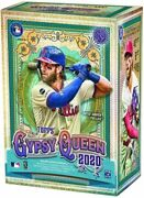 2020 Topps Gypsy Queen Baseball 8 Pack Blaster 40 Box Case Factory Sealed