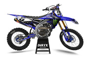 New Dirtx Industries Yamaha Factory Monster Graphics Yz Yzf 65 85 125 250 450