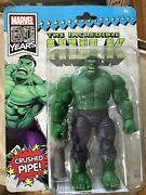 Marvel Legends 6 Incredible Hulk Sdcc 2019 80 Years Genuine From Us Seller Read