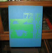 1972 Rocky Mount Academy High School Eyrie North Carolina Yearbook Annual Nc