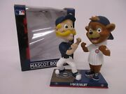 Chicago Cubs Vs Milwaukee Brewers I-94 Rivalry Large Foco Bobblehead Numbered