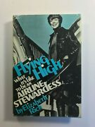 Flying High What It's Like To Be An Airline Stewardess - Elizabeth Rich Signed