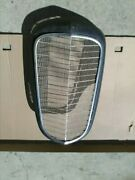 1936-1937-1938-1939 Lincoln Grill And Shell With Stainless Trim 36-37-38-39 Grille
