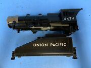 + Mth O Railking Union Pacific 0-6-0 Imperial B-6 Switcher Steam Engine 4474