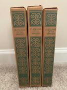 Outlaws Of The Marsh 3 Volumes Hardcover First Edition Excellent Condition