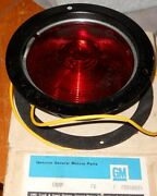 Nos 1950-60and039s Gmc Chevrolet Truck Tail Single Wire Lamp Assembly