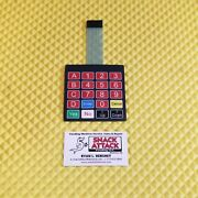 Rs800 / Rs850 Combo Vending Machine Key Pad / Free Usps Priority 2 Day Ship
