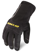Ironclad Cold Condition Waterproof Ccw2 Insulated Work Gloves, Select Size