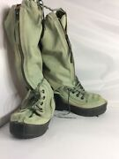 Used Wellco Mukluk Boots Sz Small 11-12 U.s.military N-1b Cold Weather B99
