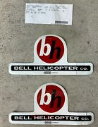 Bell Helicopters Original Stickers