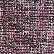 Valley Forge Fabrics Textured Tweed Upholstery Fabric In Pink By The Yard