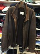 Pitkin Country Dry Goods Leather Jacket Very High Quality Lone Pine Size 42