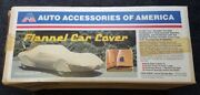 1984-1990 C4 Corvette Tan Flannel Lined Car Cover Indoor Use