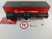 Crimson Trace 5-series 3-24x56mm Ffp Riflescope With Lr1-mil Reticle Ctl-5324