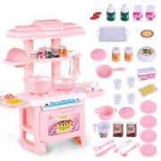 1pc Simulation Kitchen Toys Cooking Playhouse Kitchen Tableware Role Play Toy