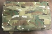 Velocity Systems Body Armor Side Plate Pouch Multicam Molle Vpb-1 Nos