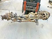 2013-2016 Ford F350sd Front Axle Assembly Drw 3.73 Ratio