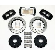 Wilwood 140-9407-d Rear Brake Kit For 2006-2012 Cadillac Escalade New