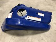 07 08 11 Yamaha Grizzly 550 / Grizzly 700 Front Right Fender Plastic Blue