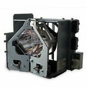 Replacement Lamp And Housing For Digital Projection Titan Hd-500 Dual Lamp Version