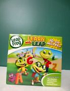 New Leap Frog - Learn With Leap 10 -dvd Mega Pack - Alphabets Counting Phonics