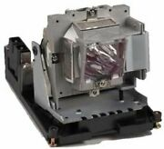 Replacement Lamp And Housing For Vivitek 5811116617-s