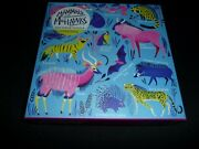 Galison Mammals With Mohawks 500 Piece Jigsaw Puzzle New Sealed