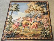 Sale 35andrdquo X 36andrdquo The Children Tapestry Wall Hanging Art From Belgium