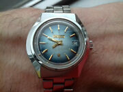 Thermidor Subseconds 1520 Vintage Collection Hand-winding Nos Montre Watch Swiss