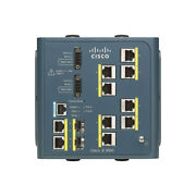 New Sealed Cisco Ie-3000-8tc-e Industrial Ethernet Switch