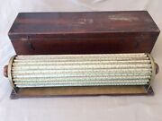 Thachers Calculating Instrument Model 4012 Keuffel And Esser Co Rare Collectible