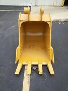 New 30 Heavy Duty Excavator Bucket To Fit A Caterpillar 311