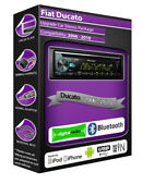 Fiat Ducato Dab Radio, Pioneer Car Stereo Cd Usb Aux In Player, Bluetooth Kit